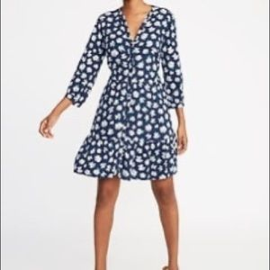 Old navy sunflower dress